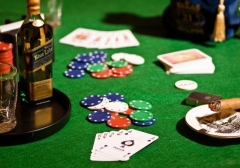 живой покер