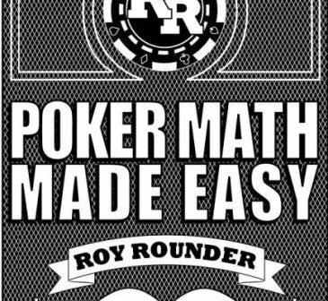 легкая покерная математика рой раундер