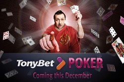 tonybet poker запускает новый софт