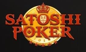 satoshi poker logo