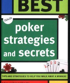 Susie Isaacs 1000 Best Poker Strategies and Secrets
