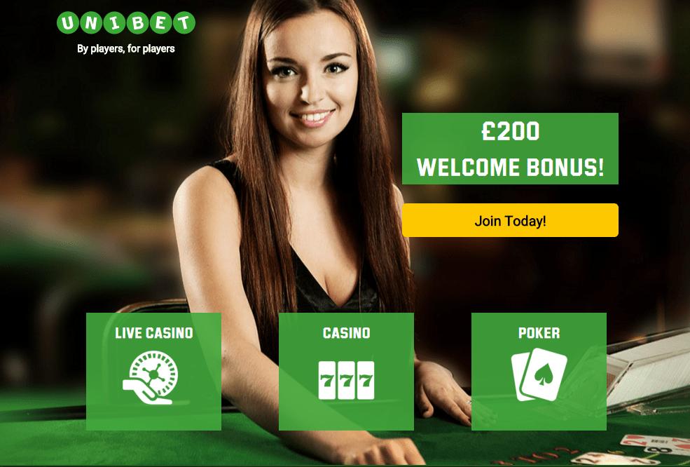Unibet casino free no deposit bonus