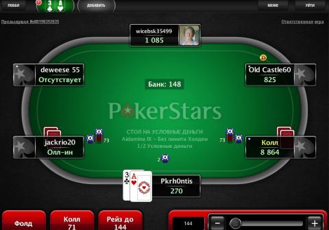 в какие турниры играть на покер старс
