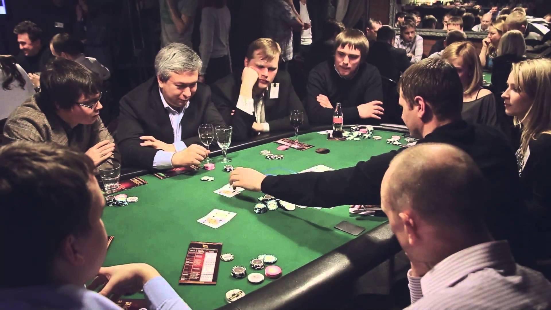 С в москве подпольными казино борьба