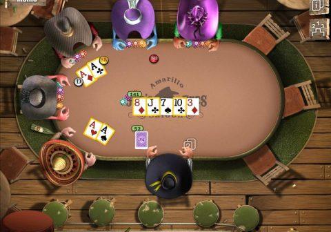 русском онлайн на король покера