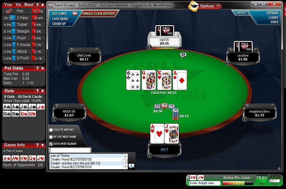 Интернет казино контроль