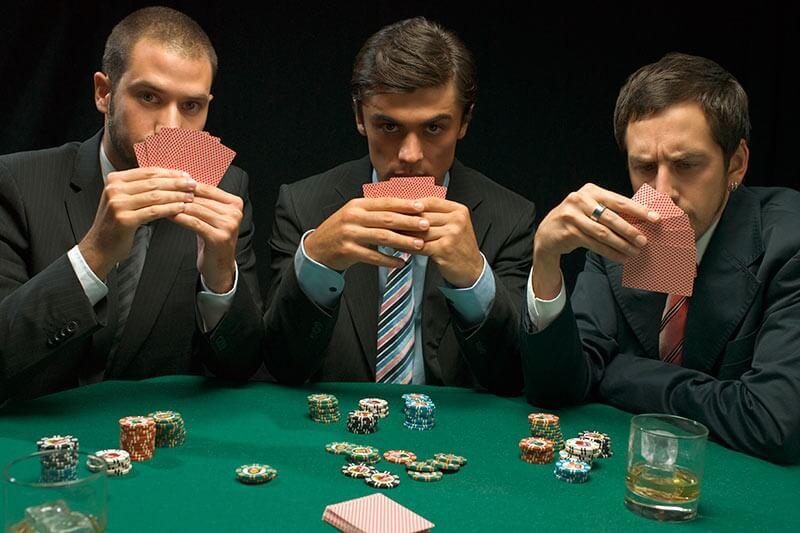 Картинки пошли играть в карты