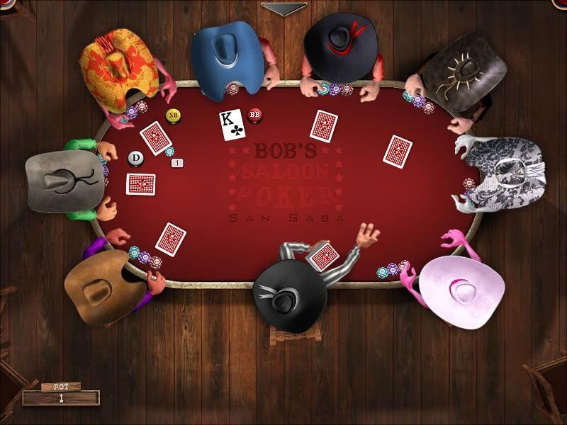 Покер онлайн бесплатно с компьютером на русском языке как выиграть в казино на адванс