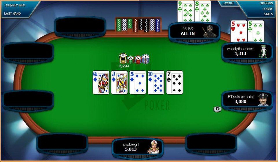 онлайн покер список